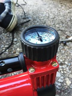 My new air pump   by David Lee King