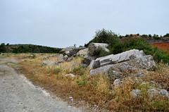 Roman quarry at Karagöl (Teos), Turkey (34)
