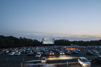 Wellfleet Drive-In Movie Theatre, Welfleet Cape Cod