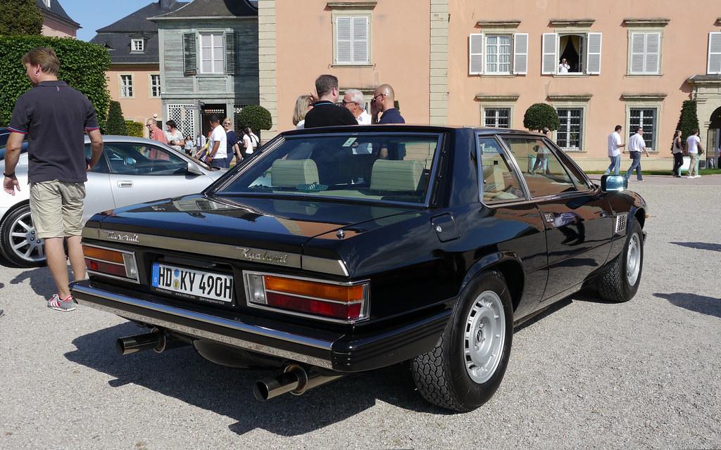 Maserati Kyalami 4900 (1978-83) | Classic-Gala ...