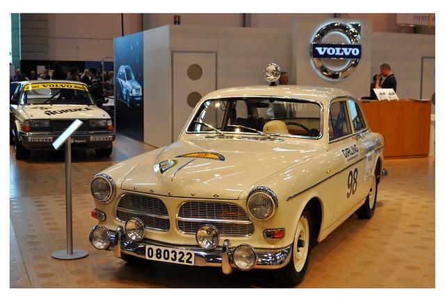 #98 - Volvo 122 S Amazon B18 D Group II (1965)