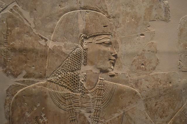 Khaemhat, Chief of the Granary