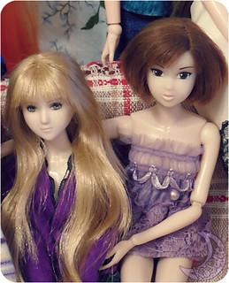 Kira and Norika | by kasane_and_ko