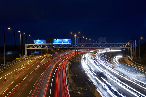 M62 J25-30 Smart Motorway: shortlisted for PM's Better Public Building Award | by UK Prime Minister