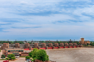 The Big Muddy River: Mississippi River at Davenport, Iowa, USA | by Always Shooting