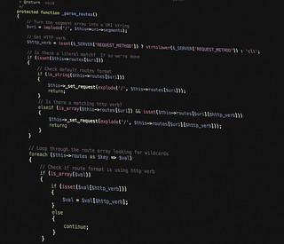 CodeIgniter Code II | by Kovah.de