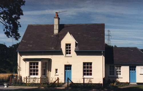 Former Police Station Kirkhill near Inverness | by conner395
