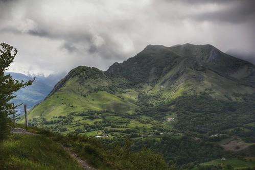 france clouds germany spain wolken german pyrenees spanien pyrenäen