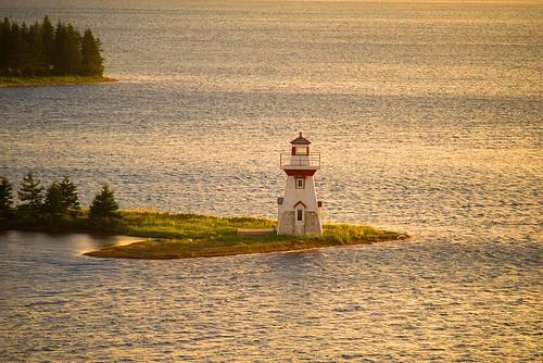bridge sunset lighthouse flickr atlanticocean nikkor100300mmf56ais sonyalpha7rilce7ra7r vacation2014fallatlanticcanada