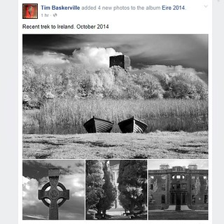 Screenshot of InfraRed work done in Ireland earlier this month - over on Fbook:  www.facebook.com/tim.baskerville/