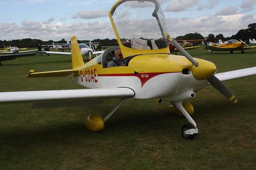 G-CDAE Van's RV-6A [PFA 181A-13018] Sywell