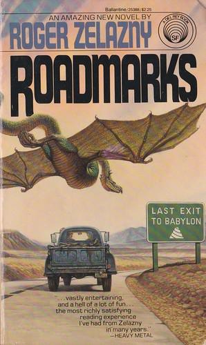 Roger Zelazny - Roadmarks
