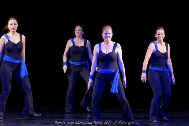 Ballett und Showabend, Stadthalle Fürth 057