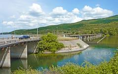 Macedonia, Aliakmonas river bridge, Greece