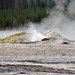Comet Geyser (Daisy Group, Upper Geyser Basin, Yellowstone Hotspot Volcano, nw Wyoming, USA)