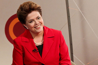 Dilma Rousseff | by theglobalpanorama