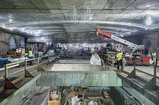 Second Avenue Subway - October 13, 2014 | by MTAPhotos