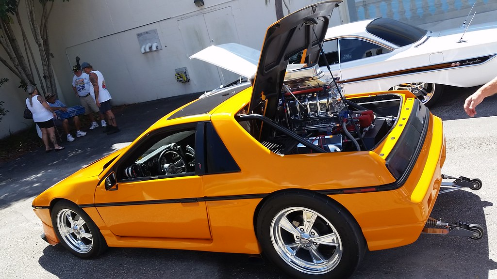 1984 Pontiac Fiero | Southeast Street Rod Nationals  Florida