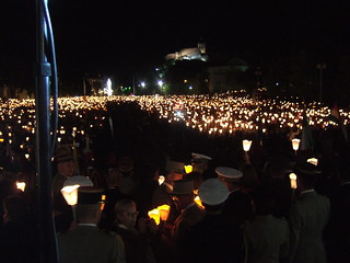 Torchlight Procession | by rc.bishop
