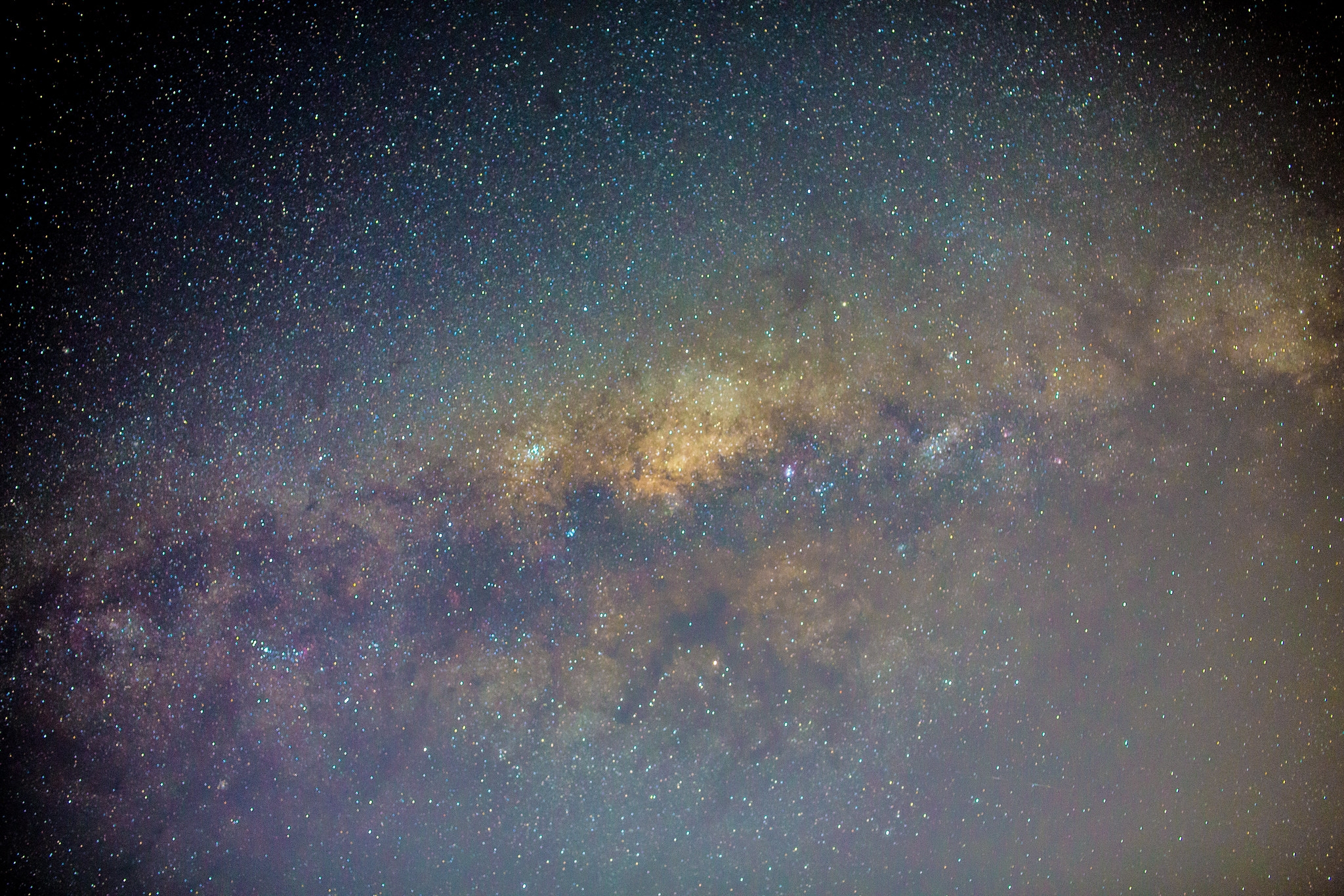 Milky Way - Royal National Park