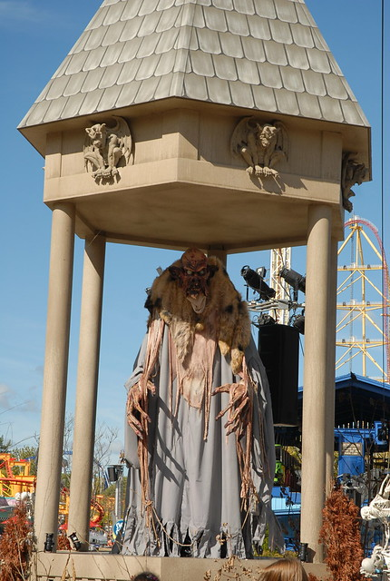 Cedar Point 2014 - Halloweekends - Sandusky, Ohio