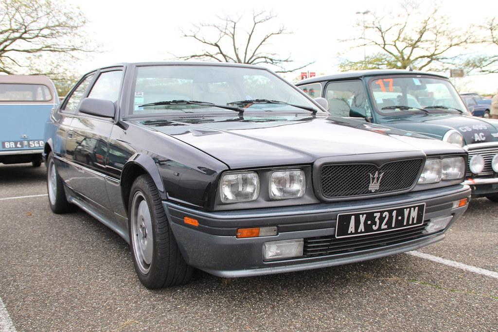 20131108 Lyon Rhône - Epoc Auto - Maserati 2 24v II -(1991 ...