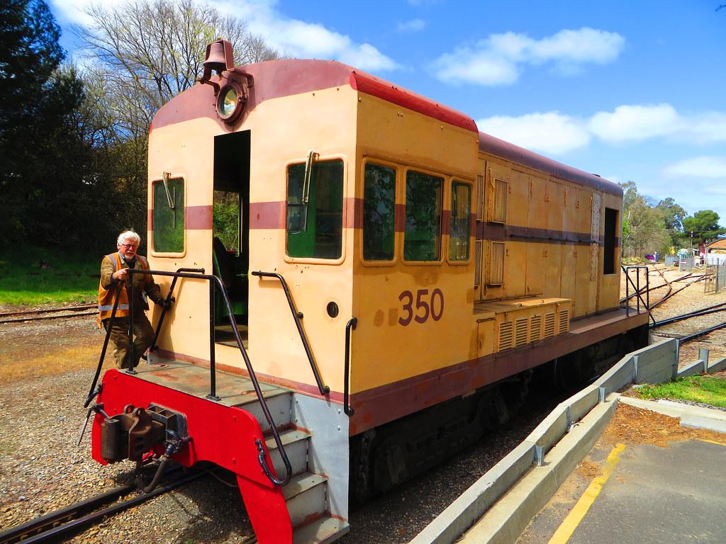 Steamranger - Mt Barker Depot by Ryan Smith