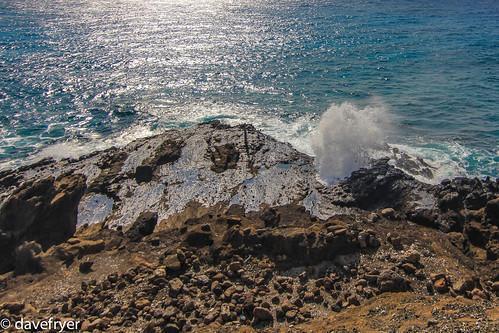 vacation usa holiday hawaii hole blow hawaiian honolulu