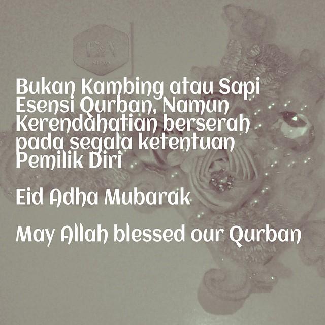 allah blessed us amiin eidadha iduladha kurban qu flickr