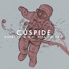 Portada para el nuevo single de Danny Leiva con Nena Daconte. (Diseño + Ilustración)