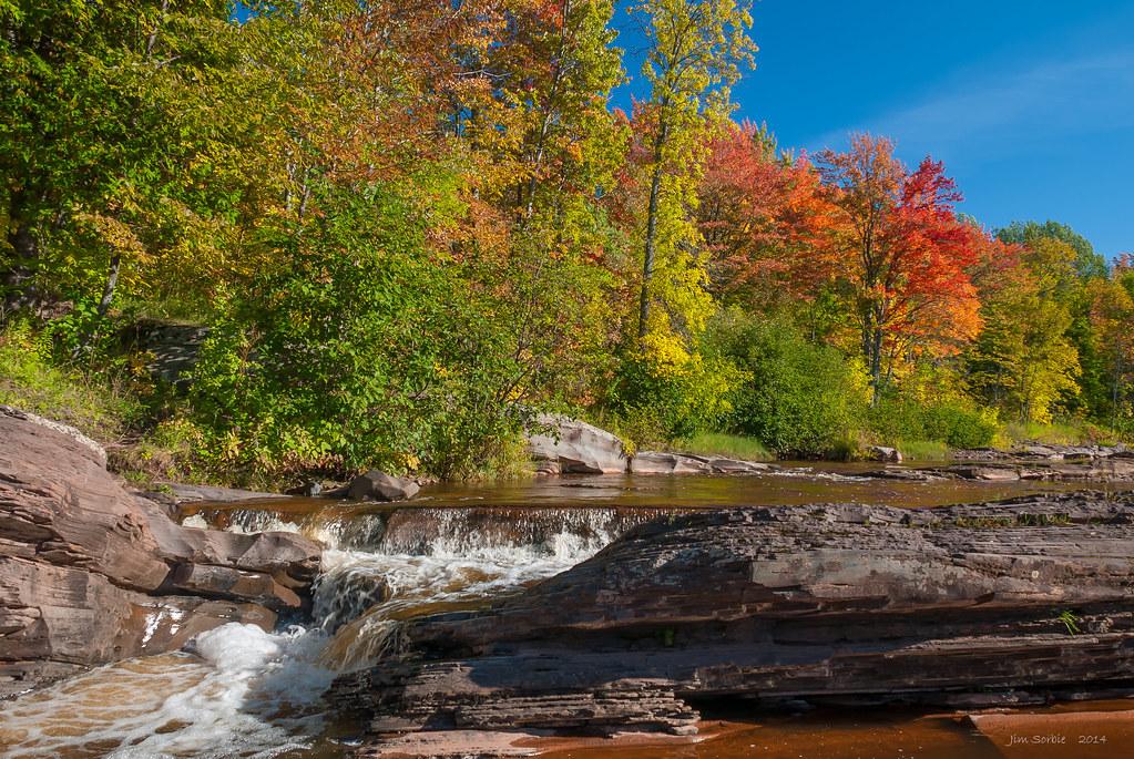 Camping in Michigan - Jim Sorbie