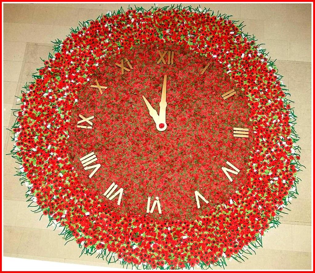Poppy Clock...