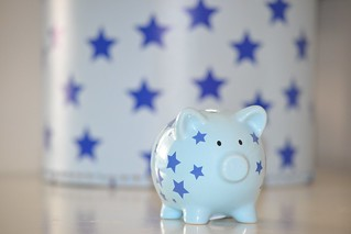 Piggy Bank | by jeffdjevdet