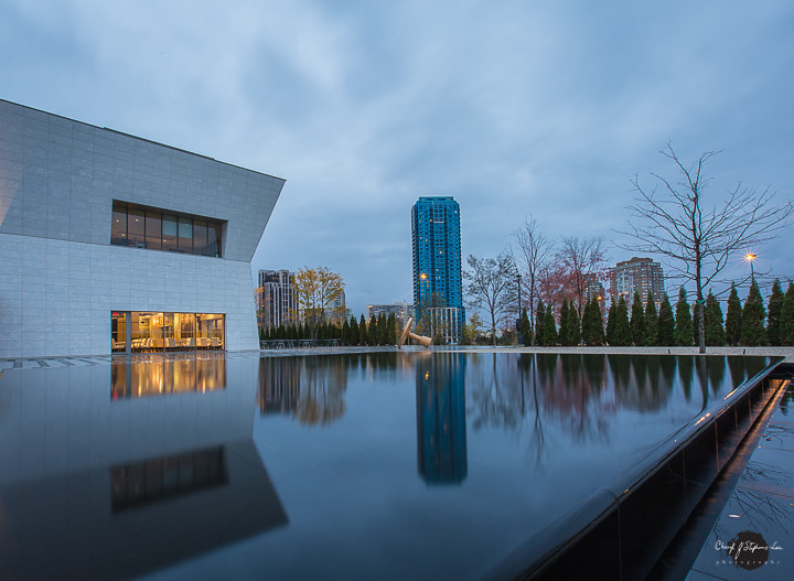 The Aga Khan Museum, Toronto, Ontario