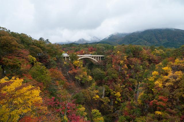 鳴子峡(Narukokyo) October 22, 2014