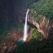 Nohkalikai Falls @ Cheerapunjee by bmahesh