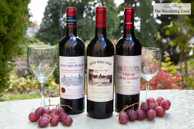 Travel Around Bordeaux: The Discovery Red Wine Gift Set from Millesima