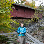 Newfield covered bridge