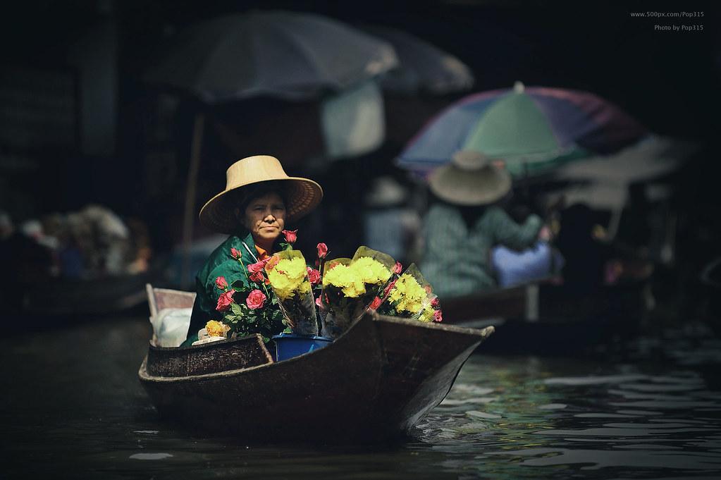 Floating Flower Shop
