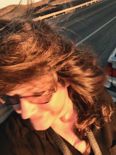selfie self selfportrait iphone7 iphone7plus sunlight sunrise photo grain macromarcie