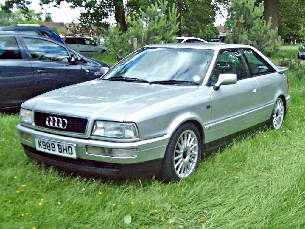214 Audi (B4) Coupe 16v (1993) | Audi (B4) Coupe 16v (1991 ...