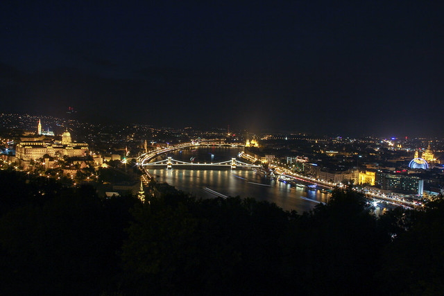 Budapest - view from the citadel 2014.07.07. 17