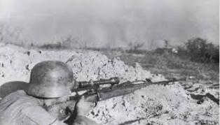 Francotirador alemán