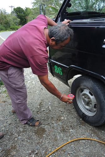 sumatra indonesia voiture aceh personnes minibus