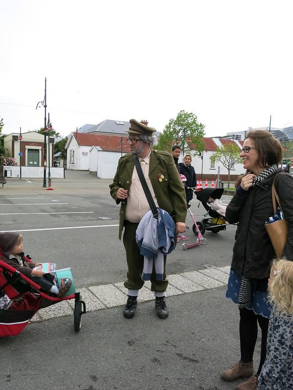 Heritage Week - Worcester Boulevard