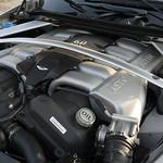 Aston Martin DB9 07年 銀灰 036