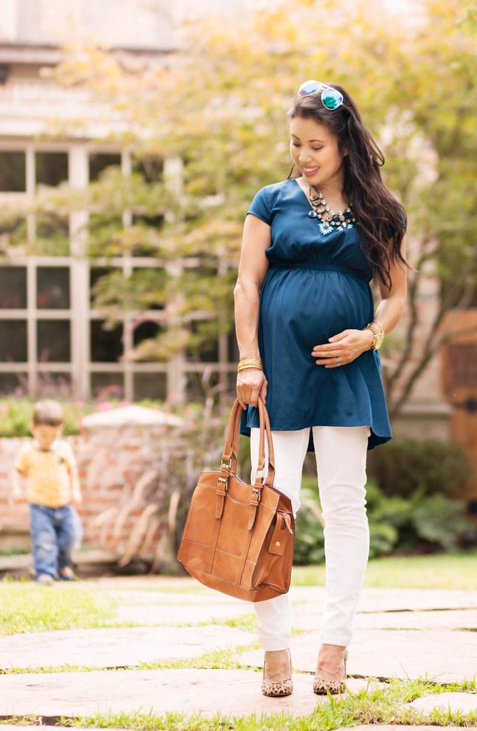 cute & little blog   petite fashion   maternity baby bump