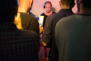 Peeping through // Kompakt Pop Up ADE 2014 | by Merlijn Hoek