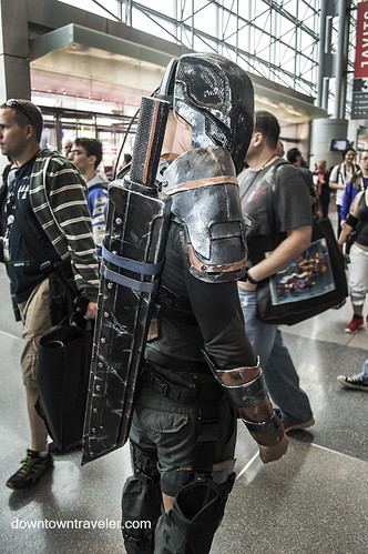 NY Comic Con 2014 Deathstone Batman | by Downtown Traveler