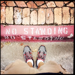No Standing | by dickdavid